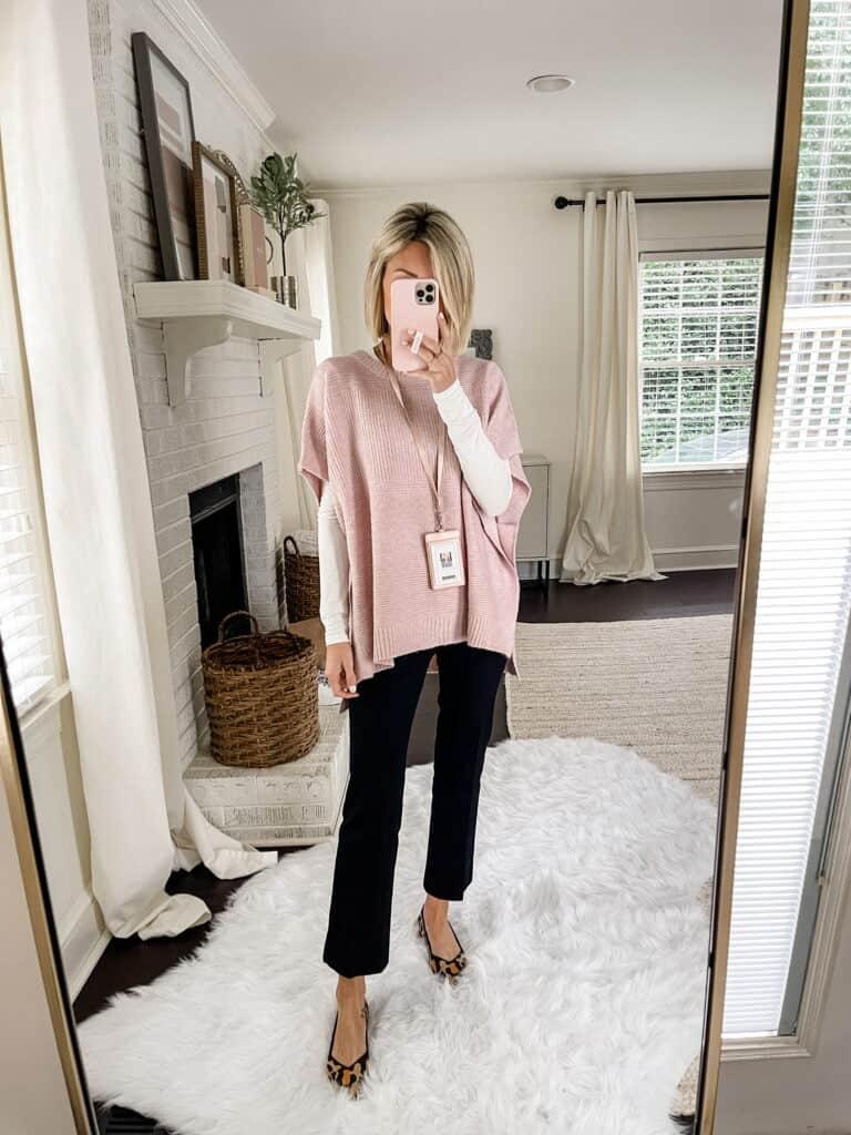 teacher work wear looks for fall