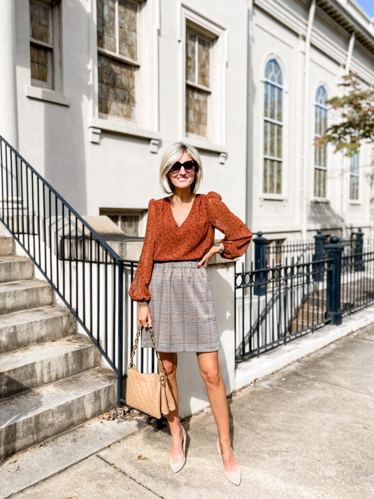4 Gibsonlook Blouses to Wear to Work